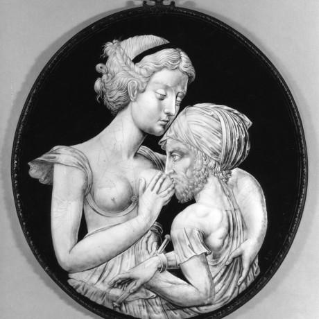 Renaissance : La charité Grecque de Jean Pénicaud II