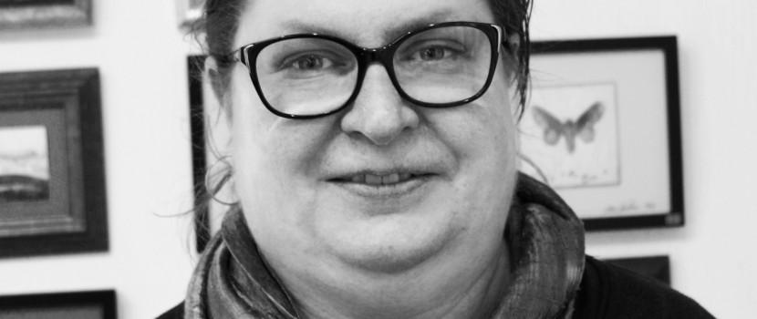 Ulla Huttunen, émailleuse Finlandaise