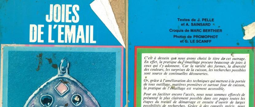 Livre – Joies de l'émail