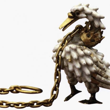 Période Gothique : Le cygne