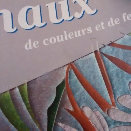 Livre – Emaux de couleurs et de feu