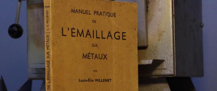 Livre – Manuel pratique de l'émaillage sur métaux