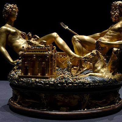Renaissance : La salière de Benvenuto Cellini