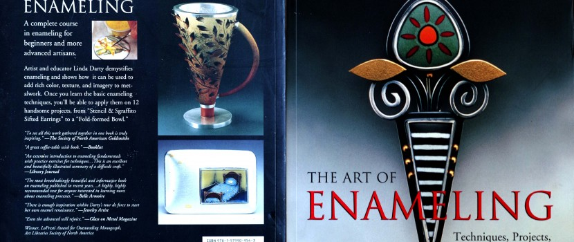 Livre – The art of enameling